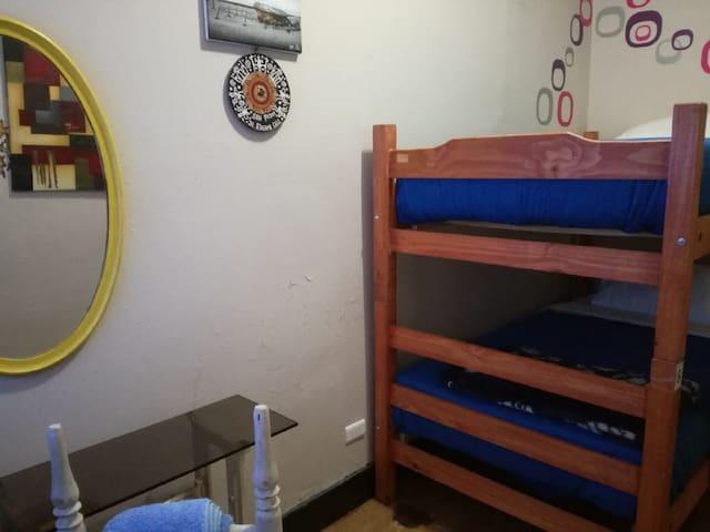 Habitación Doble con Baño Ensuit