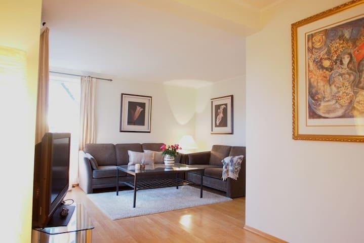 Hyggelig leilighet på Smestad - Oslo - Lägenhet