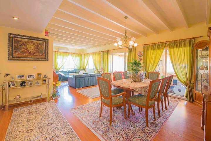 Apartamento lujoso con 3 hab y vista al mar - Calp - Huoneisto