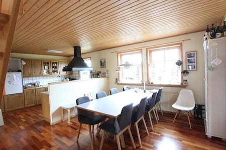 3 bedroom and 2 baths in green area in Tórshavn