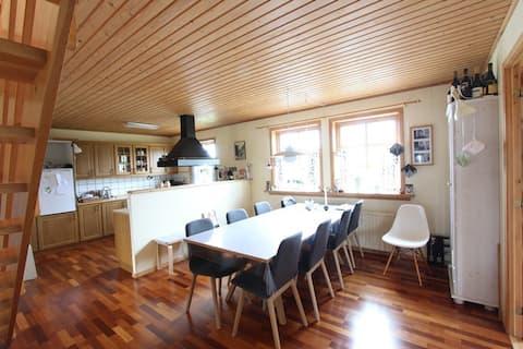 3 bedroom and 2 baths in green area in Tórshavn
