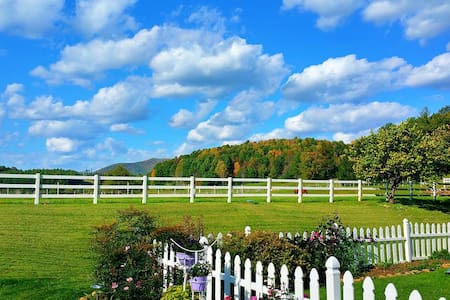 Near Damascus, On Private, Pristine Horse Farm! - Laurel Bloomery