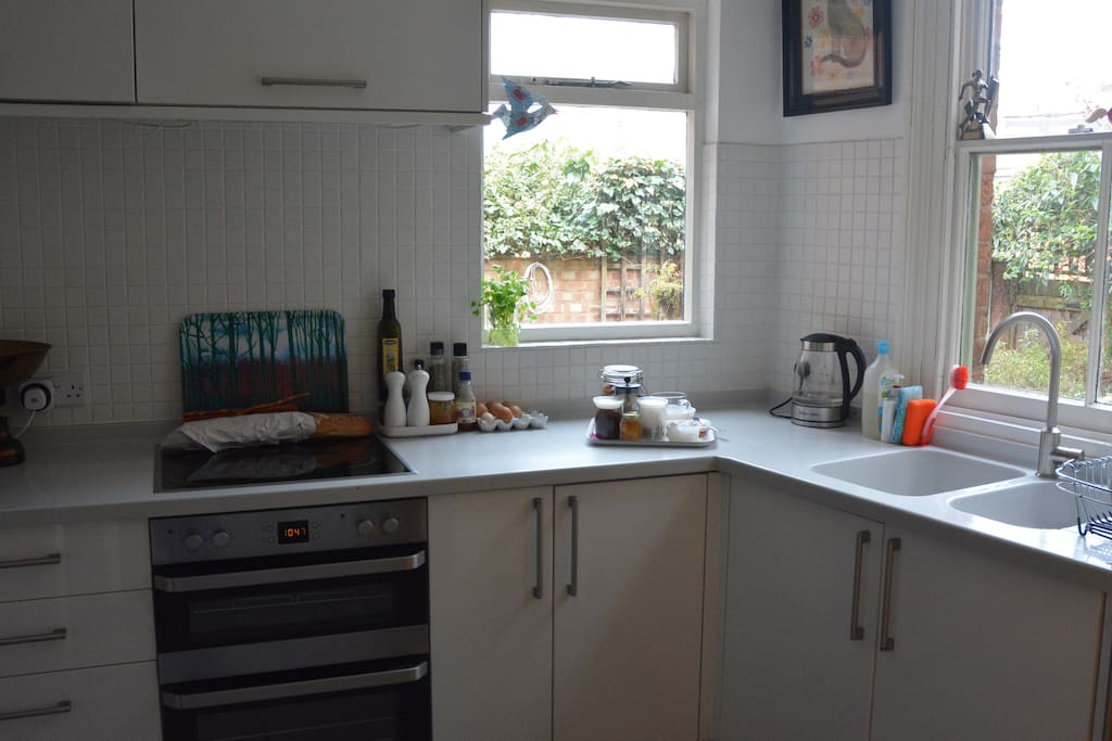 Kitchen available if you fancy cooking