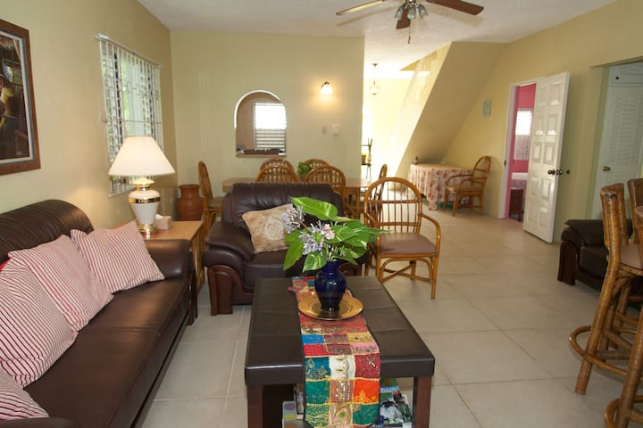Native Son Villa Caribbean Room