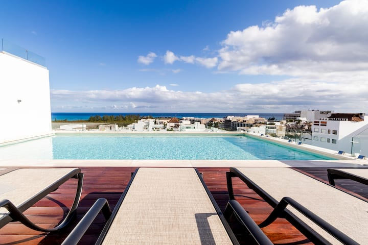 Modern 1bedroom Apartment close to the Beach