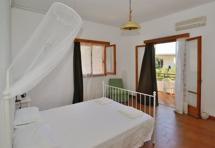 Peaceful & bright studio - Hora Sfakion - Apartamento