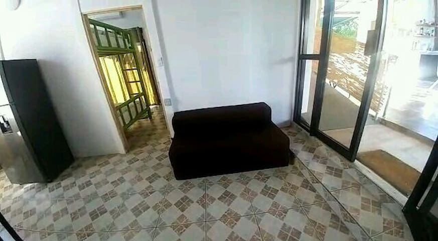Sofa Bed that you can use for your extra guests