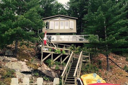 The Lake House in Muskoka