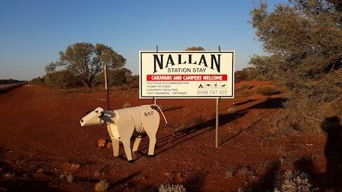 The Quarters- THE SHEARERS ROOM-Nallan Station