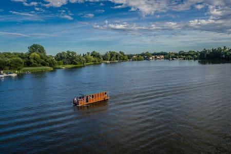 Hausboot Urlaub in Brandenburg - Beetzsee - Лодка