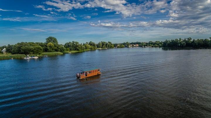 Hausboot Urlaub in Brandenburg
