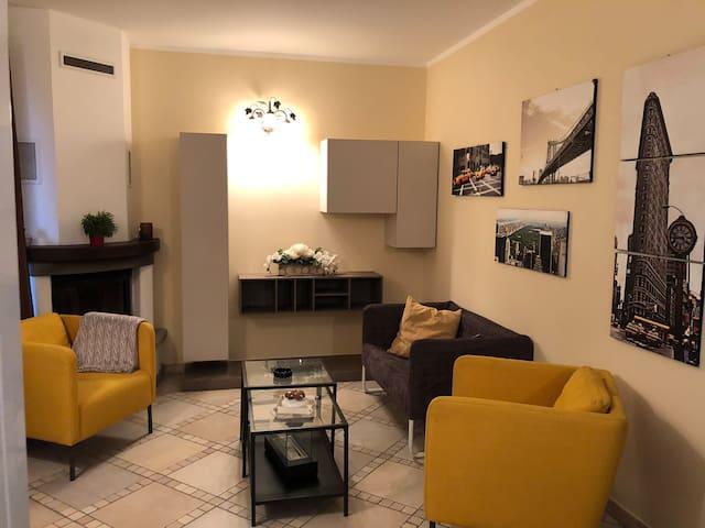 Splendido appartamento immerso nel verde!!