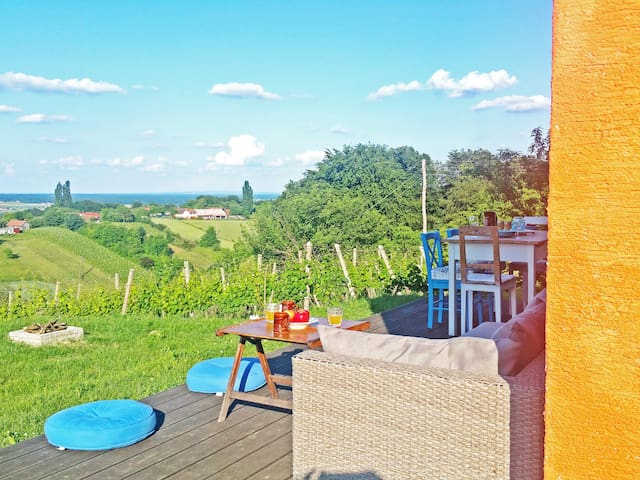 Tuscany-like house with GREAT VIEW - Vila Orange