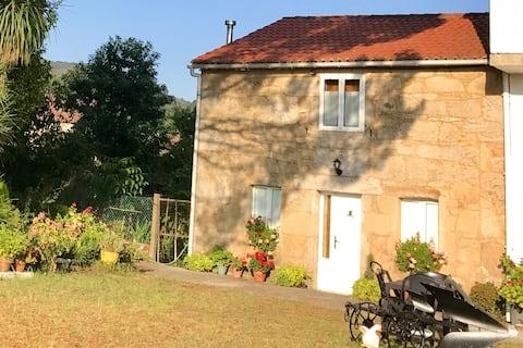Casa Pardal, ideal familia con niños y peregrinos