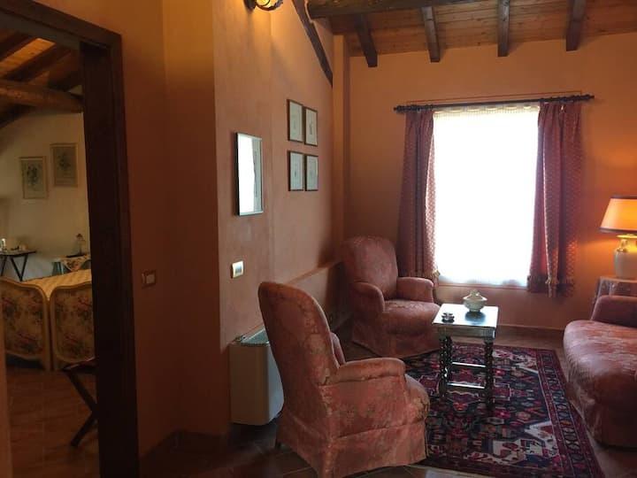 Camera Matrimoniale Nocciolo/Lauro