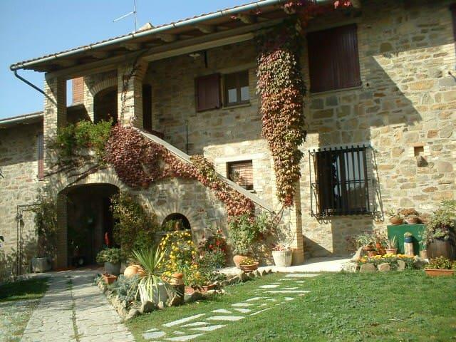La Silvanella - Tuoro sul Trasimeno - Haus