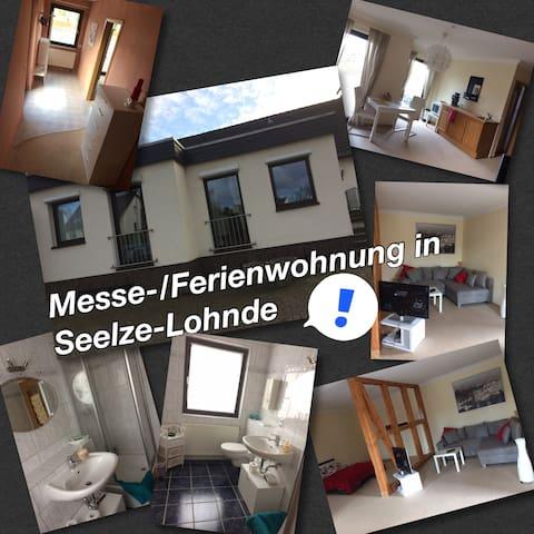 Gemütliche Messe-/ Ferienwohnung in Seelze