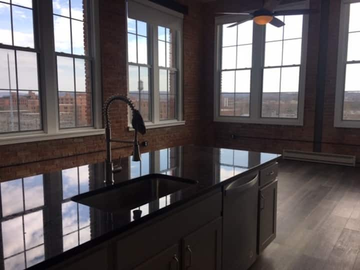 Downtown Syracuse Space by Franklin Square