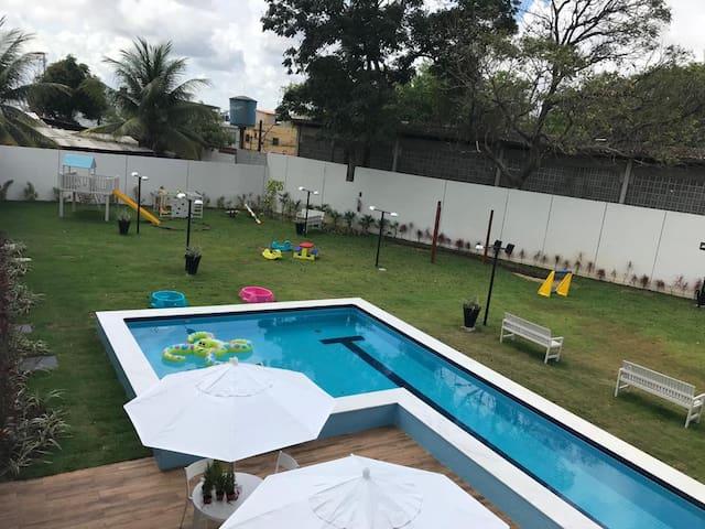 Pousada Flats Hotel Bairro Torre Zona norte Recife
