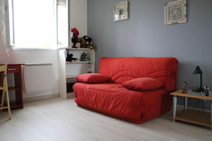 Jolie chambre privée dans la Brenne