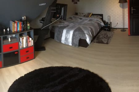 For Rent, Rooms on Le Mans 24 Hours Circuit - Arnage - Rumah