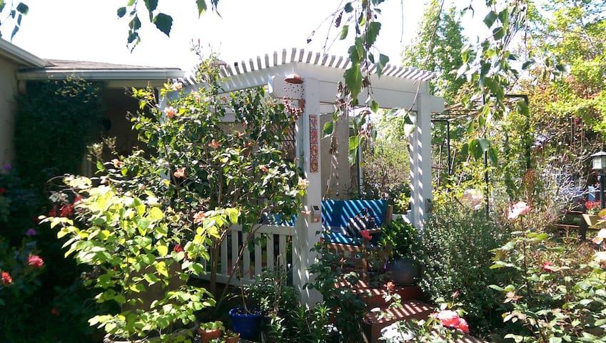 Garden Getaway LAX - Los Ángeles - Casa