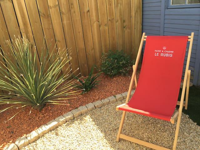 Pause & Charme à 100 m de la plage! - Saint-Gilles-Croix-de-Vie