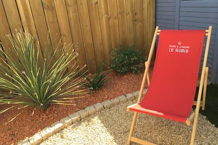 Pause & Charme à 100 m de la plage! - Saint-Gilles-Croix-de-Vie - Rumah