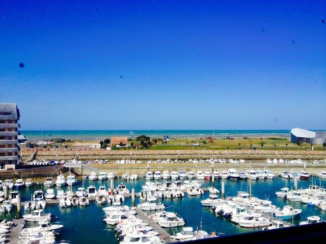 Appartement avec vue sur mer - Courseulles-sur-Mer - Wohnung