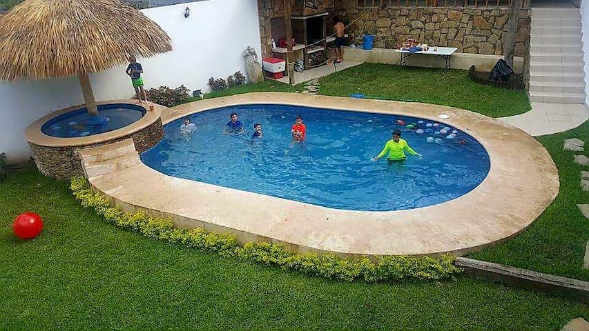 Quinta para 15 personas  Santiago,  Pueblo Mágico