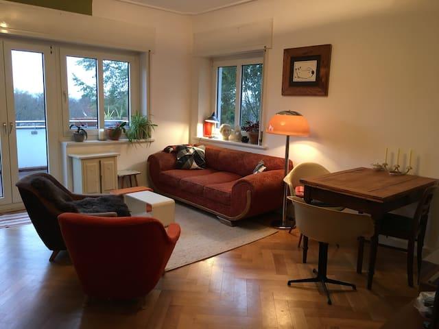 Schöne familienfreundliche Wohnung in Blankenese