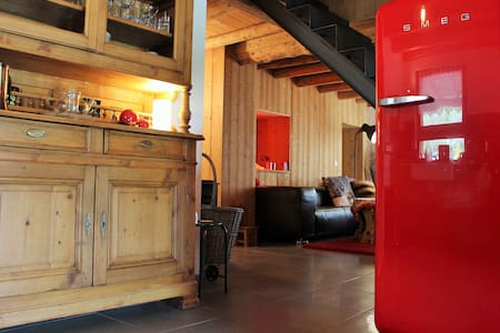 """Charming """"chalet-style house"""" in Jura Mountains"""