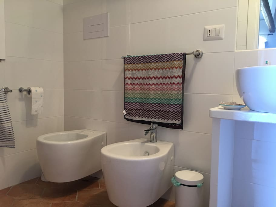 Private ensuite bathroom with all modern amenities.