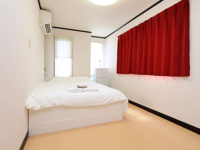 7 min walk from JR Namba Station! SKU#403 - Naniwa Ward, Osaka - Apartment