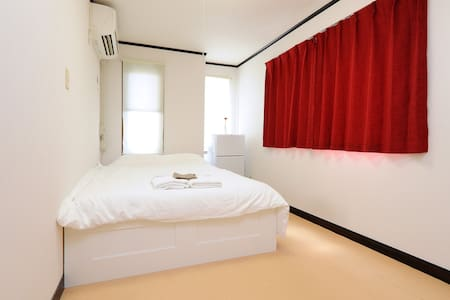 7 min walk from JR Namba Station! SKU#403 - Naniwa Ward, Osaka - Huoneisto