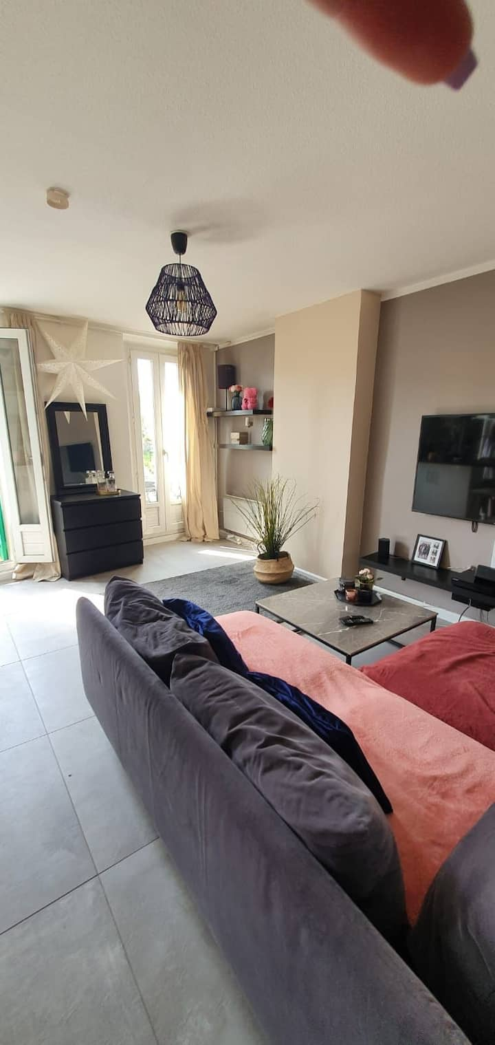 Appartement cosy et moderne proche de la mer