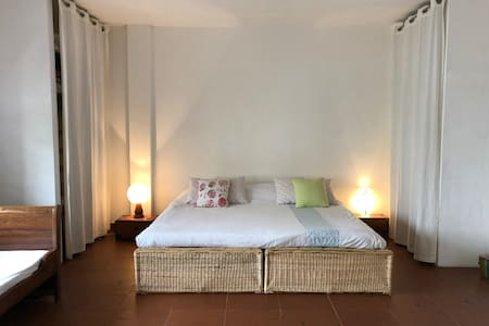 Beautiful appartment Pondicherry Center (loft)
