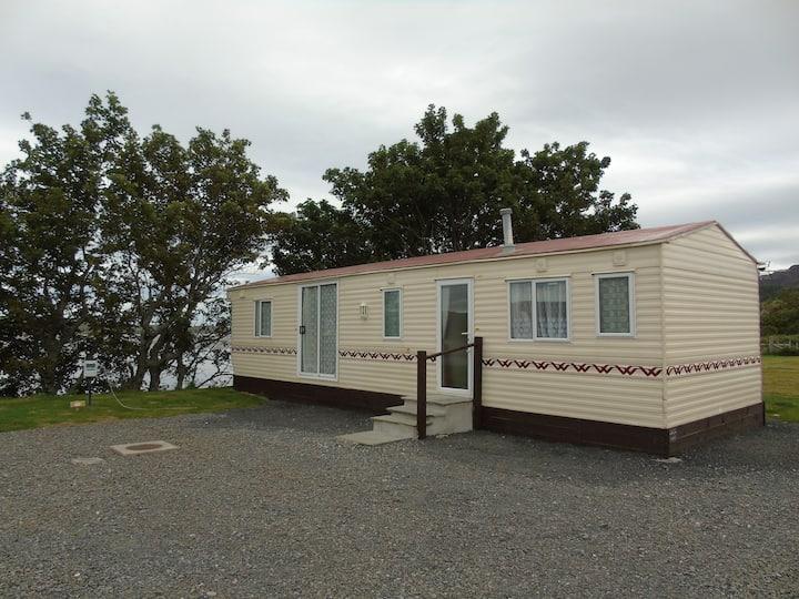 Ben Loyal Residential Caravan with Stunning View.