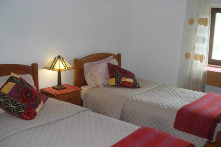 Quinta da Luz B&B - Estrela Bedroom