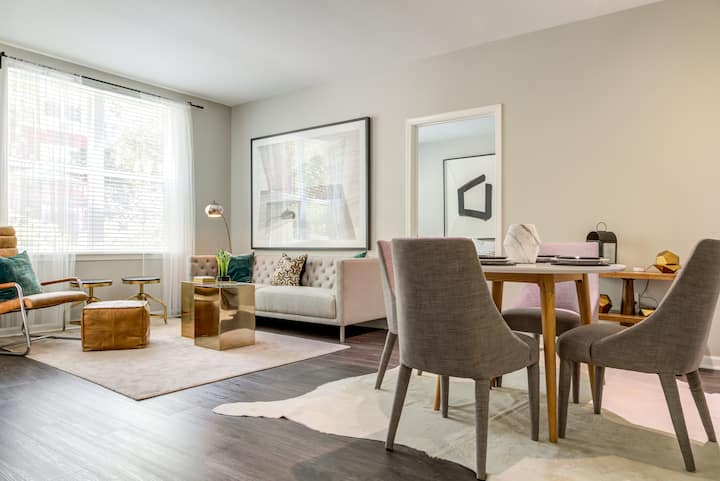 Entire apartment for you | 1BR in San Bruno