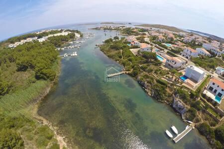 Luminosa villa en Addaia, Menorca - エスメルカダル - 別荘