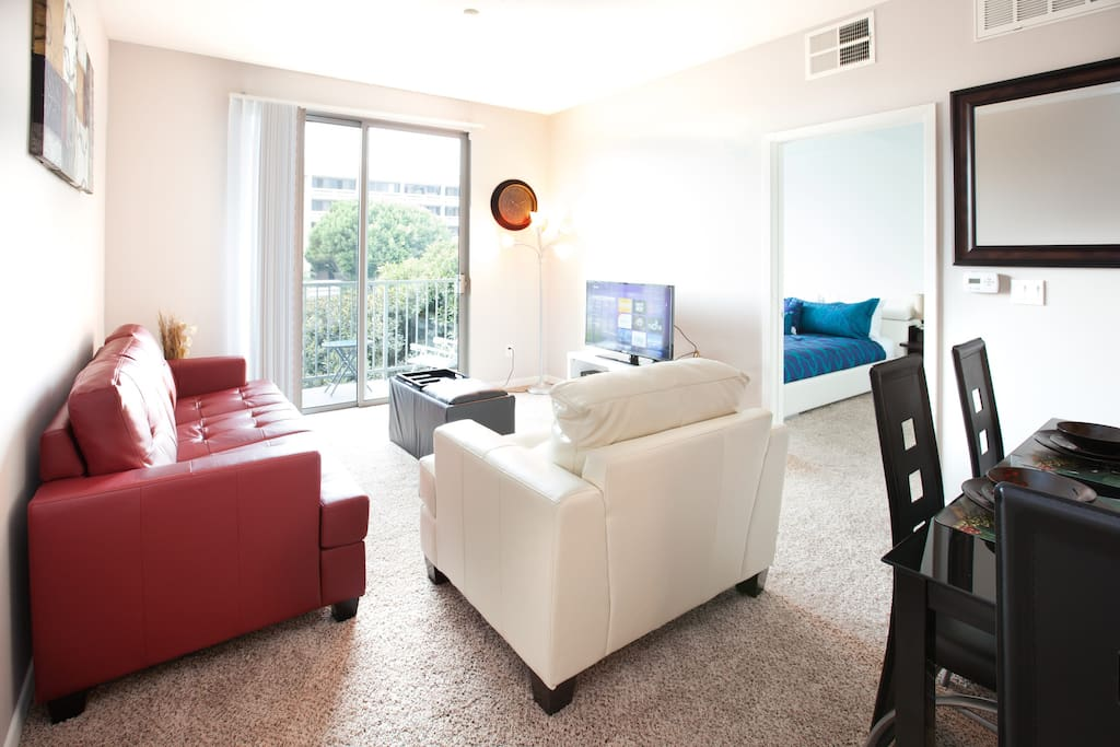 Corporate Furnished Suites 1 Bedroom Apartments For Rent In Los Angeles California United States