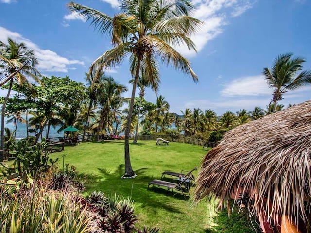 Villa Caribeña - Ocean Front - Las Galeras