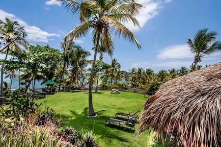 Villa Caribeña - Ocean Front - Las Galeras - Villa
