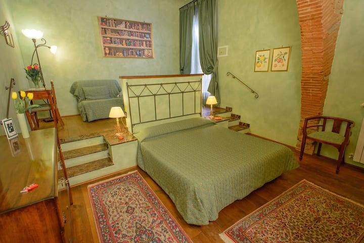 B&B Casa Tintori - Camera Verde