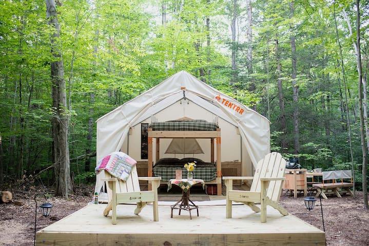 Tentrr - R Shady Creek Camp