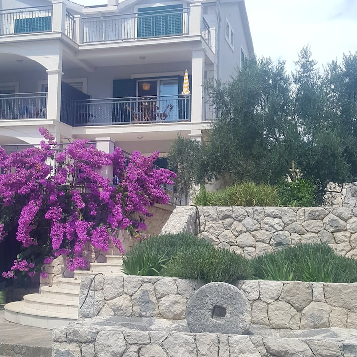Ploce, Bacina:Studio apartment Marra near the sea
