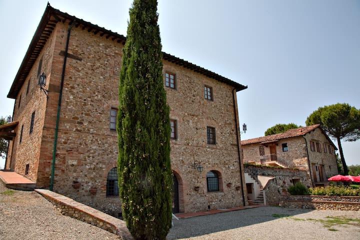Apartment among the Chianti hills Querceto - Tavarnelle Val di Pesa - Flat