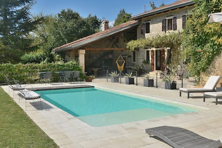 16 Sleeps Rural Villa with Amazing  Pool - Fortuna - Villa