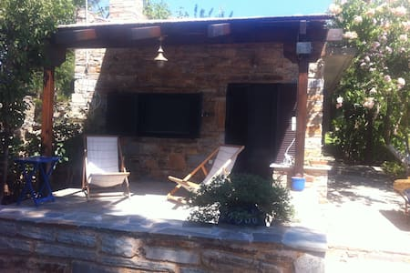 Styra, Evia, Beach House - Nea Stira - House
